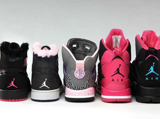 Jordan Sneakers For Girls Holiday 2012 Tammytalks